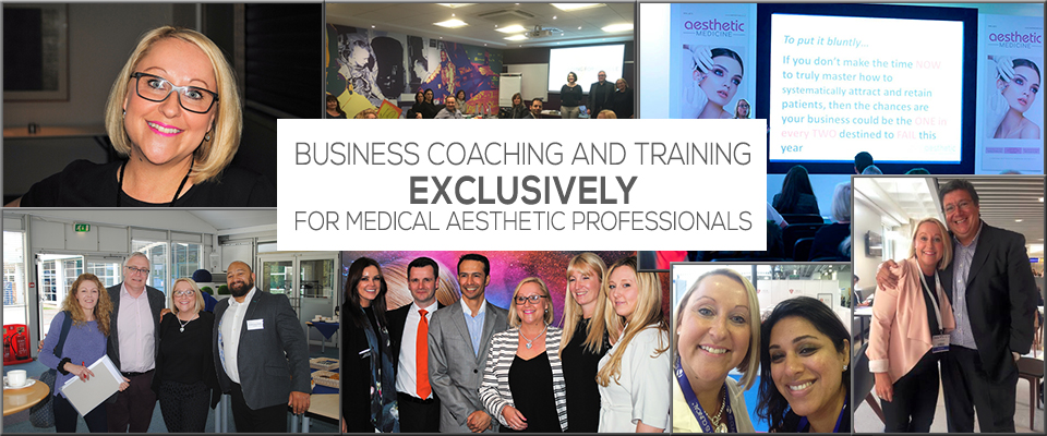 Pam Underdown Aesthetic Business Transformations
